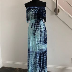 Dresses & Skirts - NWT Strapless maxi sundress